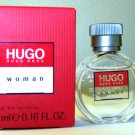 Hugo Boss for Woman 5 ml 0.16 oz mini Perfume NIB (Purse Size)