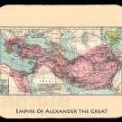 mouse pad EMPIRE OF ALEXANDER THE GREAT