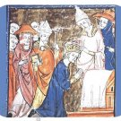 mouse pad CORONATION OF CHARLEMAGNE charles the great