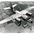 mouse pad B-26 MARAUDER wwii bomber mouse mat