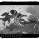 mouse pad RIDE OF THE VALKYRIES john charles dollman