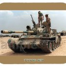 mouse pad TYPE 69 captured chinese main battle tank mbt