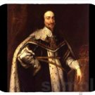 mouse pad KING CHARLES I OF ENGLAND mouse mat