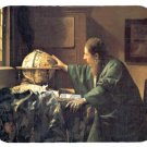 mouse pad THE ASTRONOMER by vermeer
