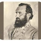 mouse pad STONEWALL JACKSON confederate general