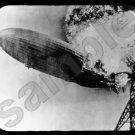 mouse pad HINDENBURG DISASTER zeppelin lz 129 led