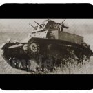 mouse pad M1 COMBAT CAR tank