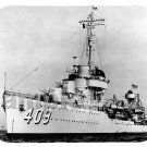 mouse pad DD-409 USS SIMS destroyer