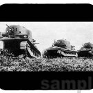 mouse pad VICKERS MEDIUM MARK I british tank