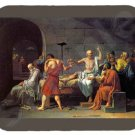 mouse pad THE DEATH OF SOCRATES greek philosophy