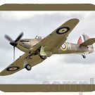 mouse pad HAWKER HURRICANE MKI royal air force