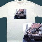 t-shirt M60 PATTON main battle tank m-60