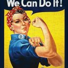 jigsaw puzzle ROSIE THE RIVETER we can do it! by miller