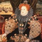 jigsaw puzzle QUEEN ELIZABETH I good queen bess