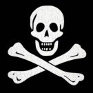 jigsaw puzzle PIRATE FLAG jolly roger skull crossbones