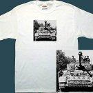 t-shirt PANZER IV german tank wwii
