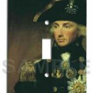 glowing switch plate VICE ADMIRAL NELSON lord viscount
