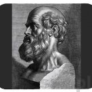 mousepad HIPPOCRATES OF COS greek medicine