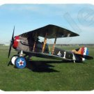 mouse pad SPAD S.XIII xiii wwi airplane