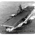 mouse pad CV-11 USS INTREPID aircraft carrier