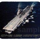 mouse pad CV-12 USS HORNET aircraft carrier mp1
