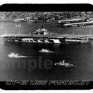 mouse pad CV-13 USS FRANKLIN aircraft carrier