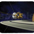 mouse pad mat CASSINI-HUYGENS nasa saturn space probe