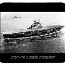 mouse pad CV-7 USS WASP aircraft carrier