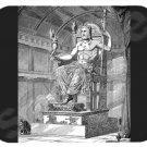 mousepad ZEUS greek mythology god mouse pad