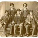 mouse pad BUTCH CASSIDY with the sundance kid and gang
