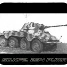 mouse pad SD.KFZ. 234 PUMA Schwerer Panzerspahwagen