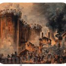 mouse pad STORMING OF THE BASTILLE french revolution