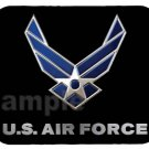 mouse pad U.S. AIR FORCE LOGO united states logo seal