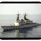 mouse pad DDG-995 USS SCOTT guided missile destroyer