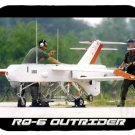 mouse pad RQ-6 OUTRIDER uav unmanned aerial vehicle