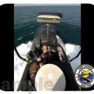 mouse pad SSN-769 USS TOLEDO nuclear submarine