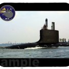 mouse pad SSN-774 USS VIRGINIA nuclear submarine
