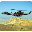 mouse pad AH-1 COBRA attack helicopter