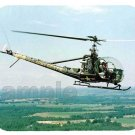 mouse pad HILLER OH-23 RAVEN