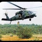 mouse pad HH-60 / MH-60 PAVE HAWK sikorsky helicopter