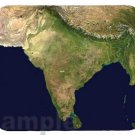 mouse pad INDIA SATELLITE MAP image