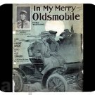 mouse pad IN MY MERRY OLDSMOBILE RUNABOUT automobile