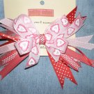 Hearts Flash Bow