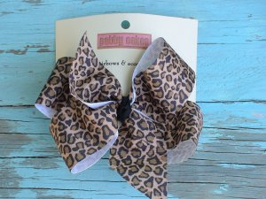 Leopard Bow