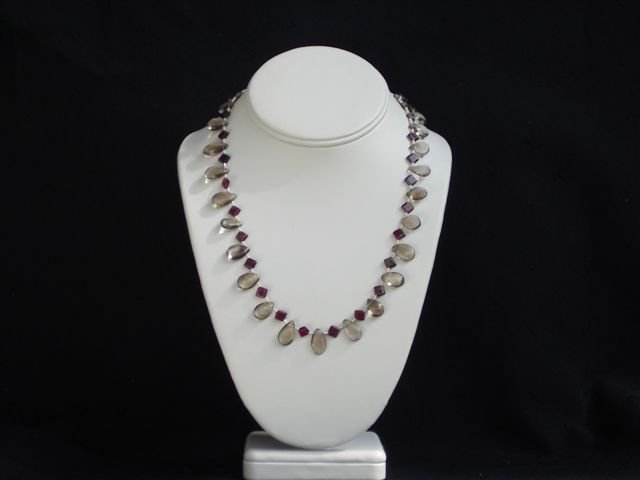 Being Coy   Necklace