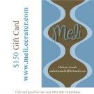 Meli Gift Card: $150