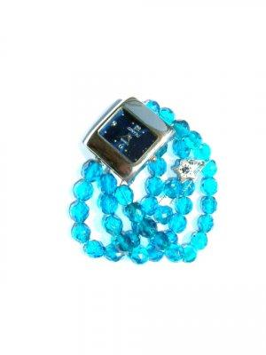 Blue color Watch