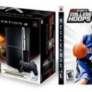 Sony Playstation 80 Gb Action Bundle With Motorstorm And Ncaa 2k7-Brand New