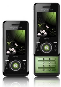 Sony Ericsson S500 (mysterious Green) Gsm Unlocked Cell Phone