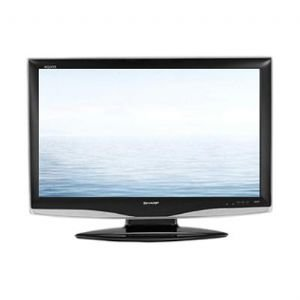 Sharp 26 Hd Aquos Lcd Flat Panel Tv